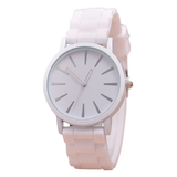 Elegant Watch - White - 40mm