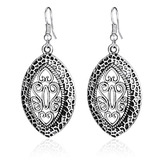 Royal Vintage Antique Drop Earrings