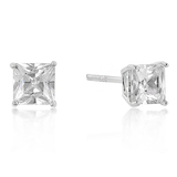 925 Silver Gorgeous Glimmering Studs