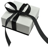 Deluxe Bow Tie Universal Gift Box