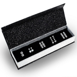 Boxed 5 Pair Earring Set - w/ Crystals From Swarovski