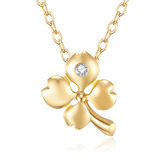Lucky clover set Embellished with Crystals from Swarovski