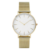 Elegant Watch - Gold - 40mm